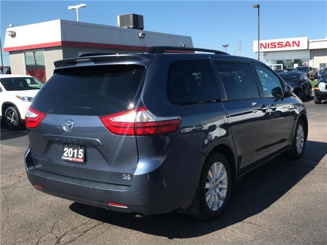 2015 Toyota Sienna  (Stk: 1809001) in Cambridge - Image 6 of 19