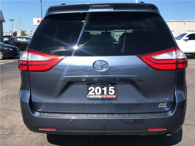 2015 Toyota Sienna  (Stk: 1809001) in Cambridge - Image 7 of 19