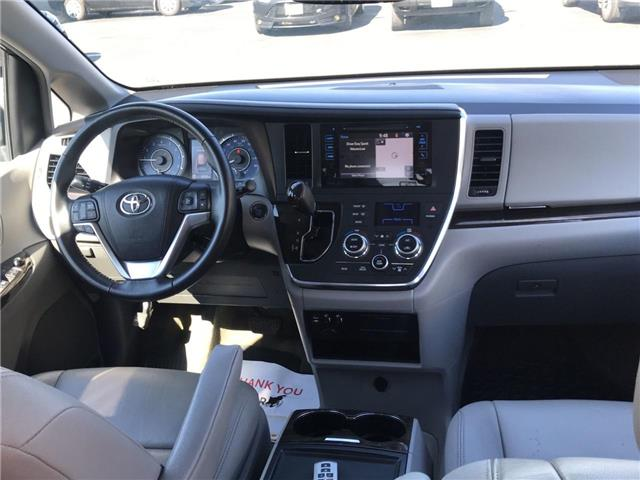 2015 Toyota Sienna  (Stk: 1809001) in Cambridge - Image 10 of 19