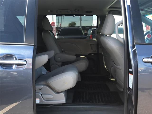 2015 Toyota Sienna  (Stk: 1809001) in Cambridge - Image 11 of 19