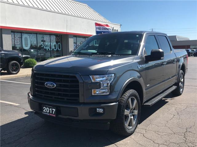 2017 Ford F-150 XLT SPORT SUPERCREW 4X4 APPEARANCE PKG (Stk: P0055111) in Cambridge - Image 2 of 25