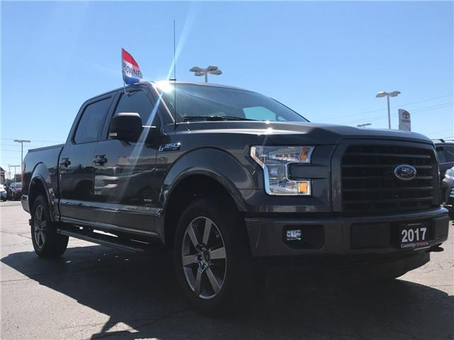 2017 Ford F-150 XLT SPORT SUPERCREW 4X4 APPEARANCE PKG (Stk: P0055111) in Cambridge - Image 4 of 25