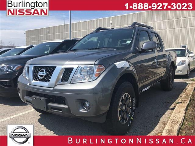 2019 Nissan Frontier PRO-4X (Stk: Y4043) in Burlington - Image 1 of 5