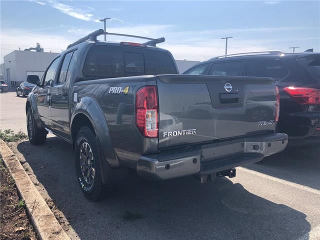 2019 Nissan Frontier PRO-4X (Stk: Y4043) in Burlington - Image 2 of 5