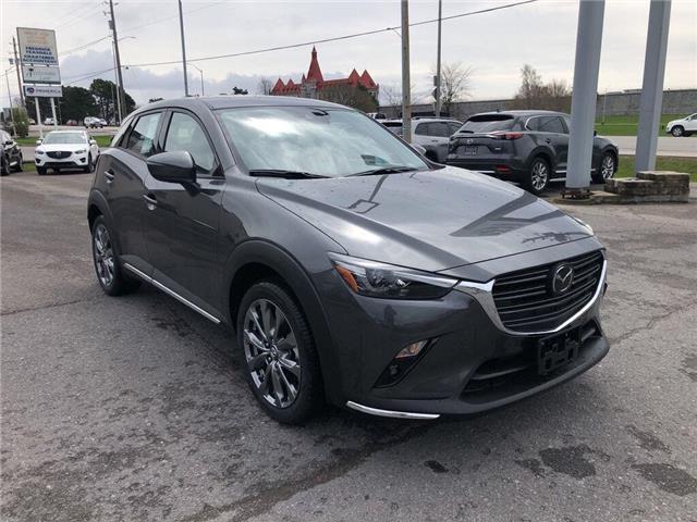 2019 Mazda CX-3 GT (Stk: 19T108) in Kingston - Image 8 of 16