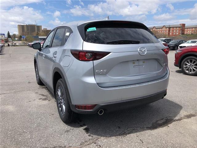 2019 Mazda CX-5 GS (Stk: 19T111) in Kingston - Image 4 of 15