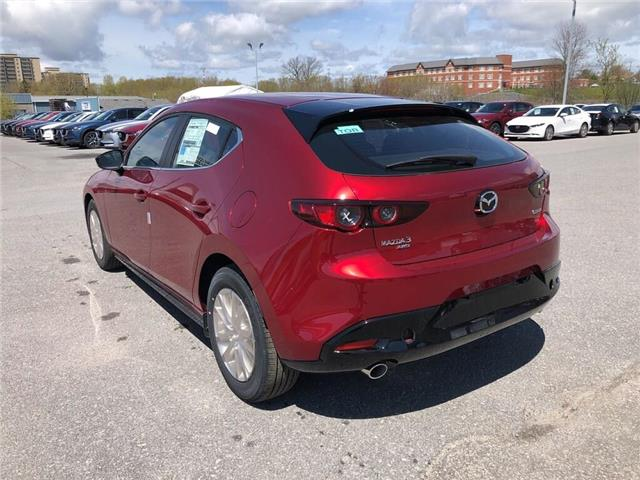 2019 Mazda Mazda3 Sport GS (Stk: 19C057) in Kingston - Image 4 of 16