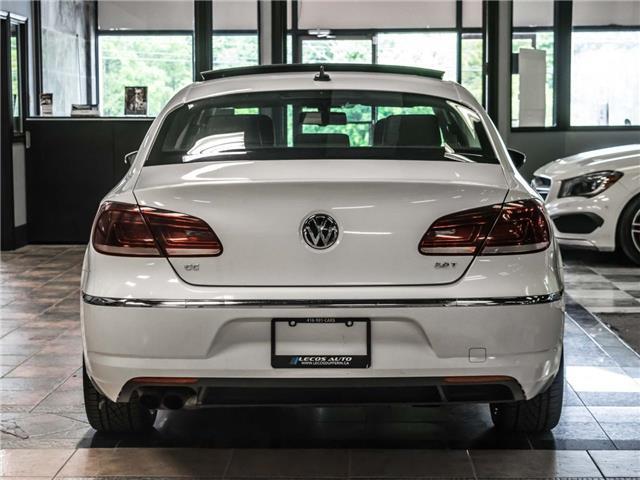 2013 Volkswagen CC Highline (Stk: 571284) in Toronto - Image 4 of 28
