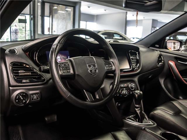 2014 Dodge Dart GT (Stk: 830669) in Toronto - Image 8 of 24