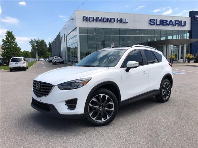 2016 Mazda CX-5 GT (Stk: T32708) in RICHMOND HILL - Image 1 of 26