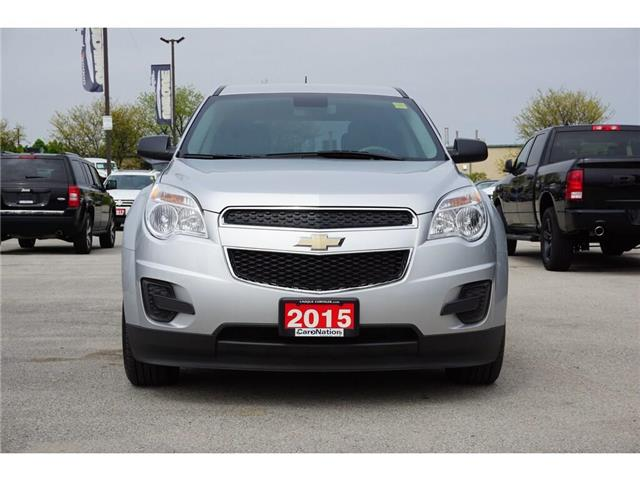 2015 Chevrolet Equinox LS AWD| BLUETOOTH| REMOTE START| SIRIUSXM (Stk: K797A) in Burlington - Image 2 of 44