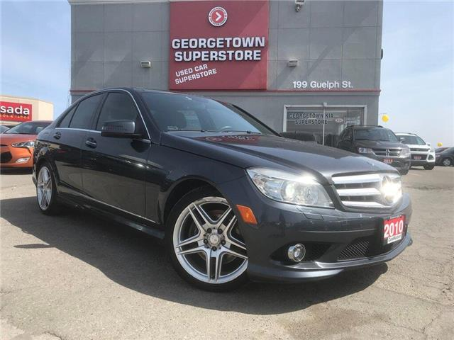 2010 Mercedes-Benz C-Class C350 4MATIC | LEATHER | PANO | NAVI | BU CAM (Stk: TL20001A) in Georgetown - Image 2 of 31