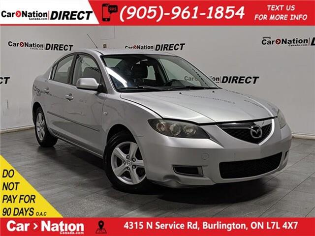2008 Mazda Mazda3  (Stk: DOM-849958) in Burlington - Image 1 of 33