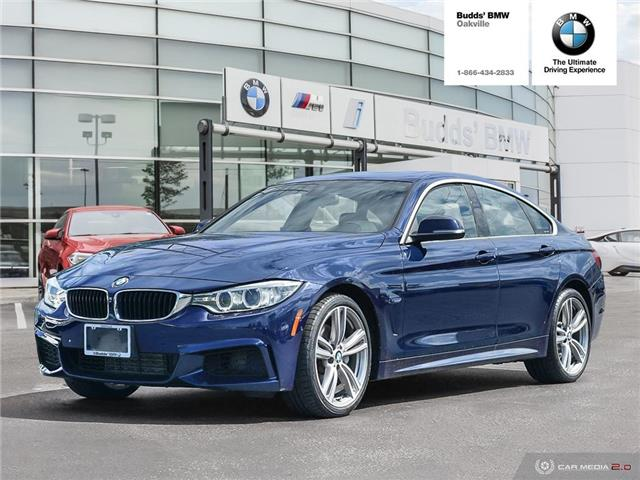 2015 BMW 435i xDrive Gran Coupe (Stk: DB5670) in Oakville - Image 1 of 26
