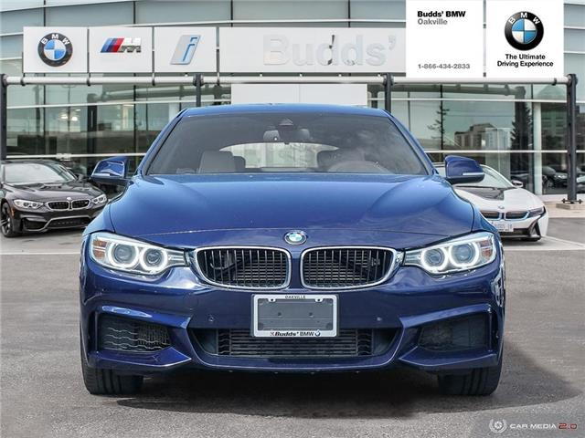 2015 BMW 435i xDrive Gran Coupe (Stk: DB5670) in Oakville - Image 2 of 26