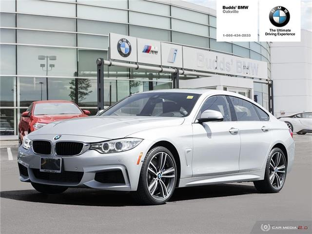 2015 BMW 435i xDrive Gran Coupe (Stk: DB5651) in Oakville - Image 1 of 25