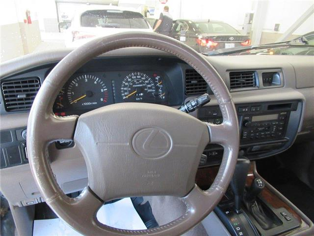 1997 Lexus LX 450 Base (Stk: 153374A) in Toronto - Image 3 of 16