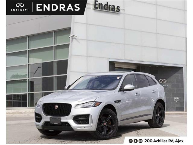 2017 Jaguar F-PACE 35t R-Sport (Stk: P0761) in Ajax - Image 1 of 30