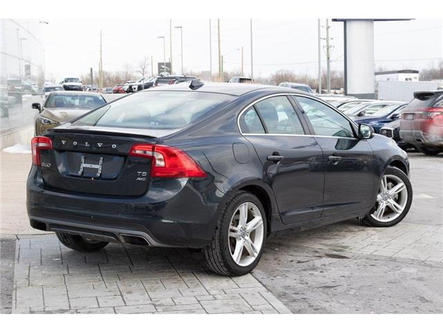 2017 Volvo S60 T5 Special Edition Premier (Stk: P0779) in Ajax - Image 12 of 30