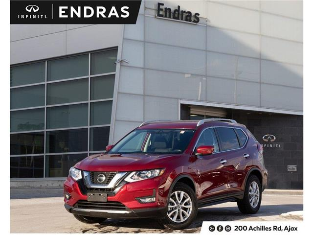2018 Nissan Rogue SV (Stk: P0781) in Ajax - Image 1 of 26