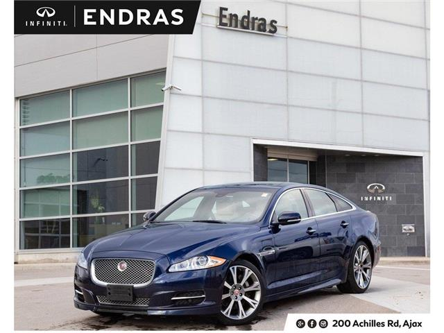 2015 Jaguar XJ 3.0L Premium Luxury (Stk: P0792) in Ajax - Image 1 of 30