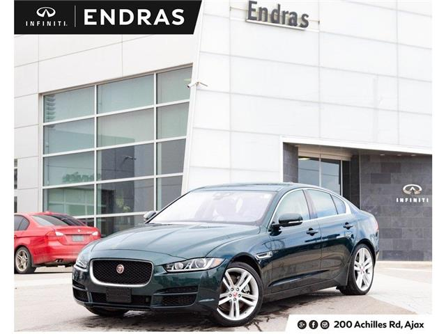 2017 Jaguar XE 3.0L V6 SC Prestige (Stk: P0793) in Ajax - Image 1 of 30