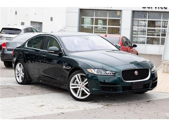 2017 Jaguar XE 3.0L V6 SC Prestige (Stk: P0793) in Ajax - Image 7 of 30