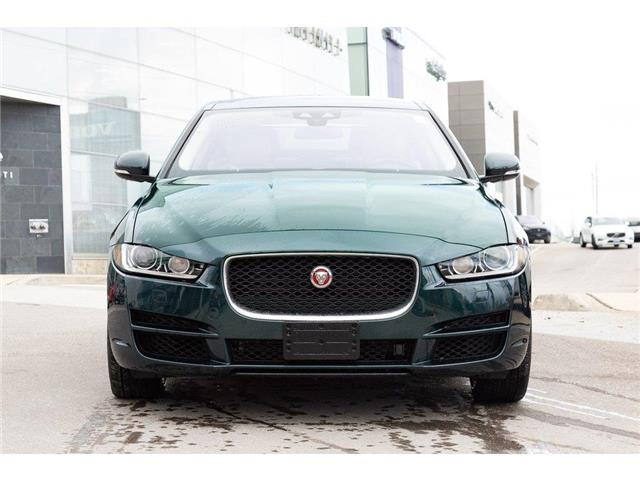 2017 Jaguar XE 3.0L V6 SC Prestige (Stk: P0793) in Ajax - Image 8 of 30