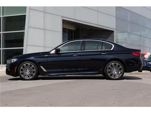 2017 BMW 530i xDrive (Stk: P0804) in Ajax - Image 3 of 29