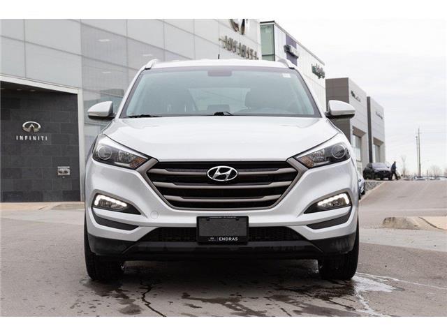 2016 Hyundai Tucson Premium (Stk: P0762A) in Ajax - Image 2 of 13