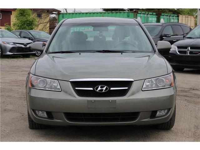 2008 Hyundai Sonata GLS (Stk: 396405) in Milton - Image 2 of 13