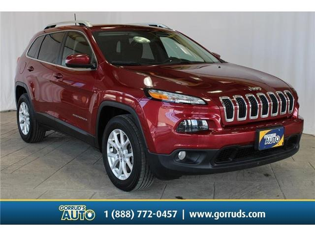 2017 Jeep Cherokee North (Stk: 217002) in Milton - Image 1 of 47