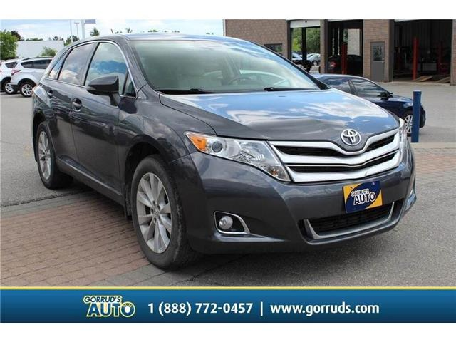 2013 Toyota Venza Base (Stk: 036437) in Milton - Image 1 of 14