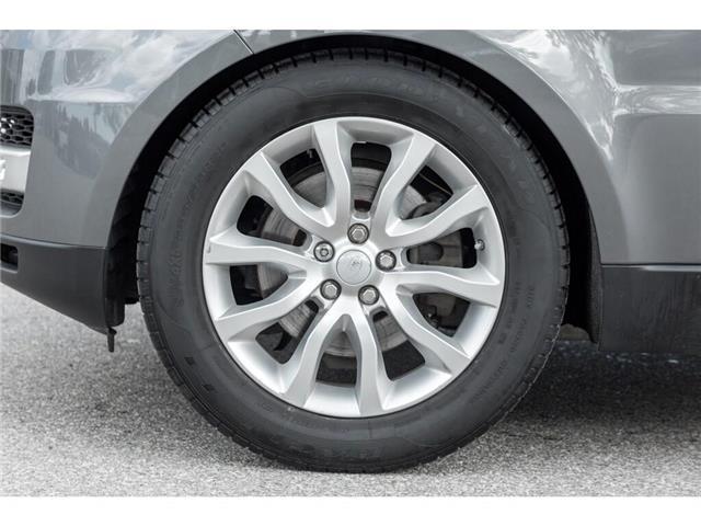 2016 Land Rover Range Rover Sport DIESEL Td6 HSE (Stk: 19HMS555) in Mississauga - Image 4 of 21