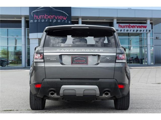 2016 Land Rover Range Rover Sport DIESEL Td6 HSE (Stk: 19HMS555) in Mississauga - Image 6 of 21