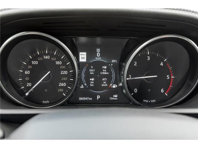 2016 Land Rover Range Rover Sport DIESEL Td6 HSE (Stk: 19HMS555) in Mississauga - Image 10 of 21