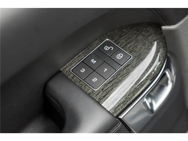 2016 Land Rover Range Rover Sport DIESEL Td6 HSE (Stk: 19HMS555) in Mississauga - Image 13 of 21