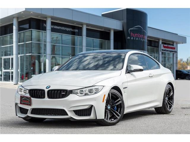 2017 BMW M4 Base (Stk: 19HMS242A) in Mississauga - Image 1 of 23