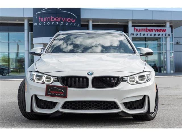 2017 BMW M4 Base (Stk: 19HMS242A) in Mississauga - Image 2 of 23
