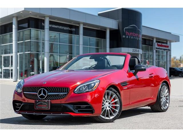 2018 Mercedes-Benz AMG SLC 43 Base (Stk: 19MSX389A) in Mississauga - Image 1 of 24