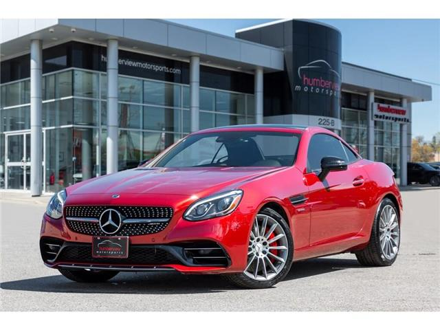 2018 Mercedes-Benz AMG SLC 43 Base (Stk: 19MSX389A) in Mississauga - Image 2 of 24