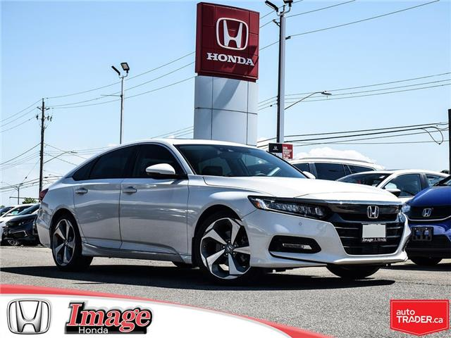 2018 Honda Accord Touring 2.0T (Stk: 9A131A) in Hamilton - Image 1 of 20
