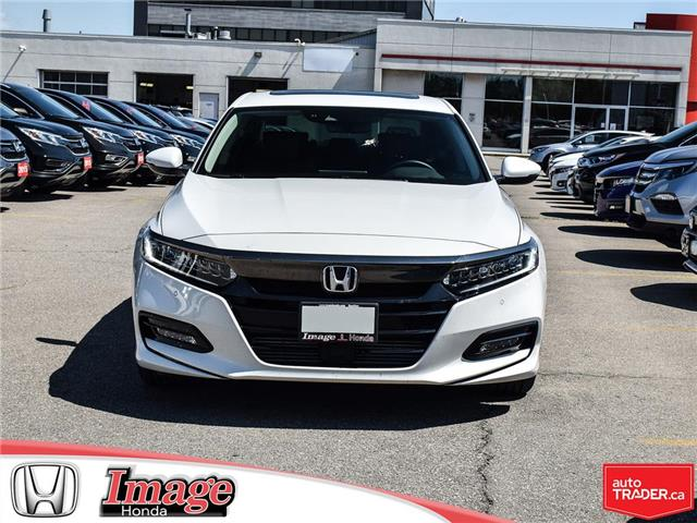 2018 Honda Accord Touring 2.0T (Stk: 9A131A) in Hamilton - Image 2 of 20
