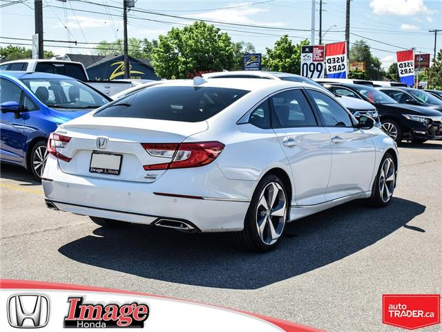 2018 Honda Accord Touring 2.0T (Stk: 9A131A) in Hamilton - Image 3 of 20