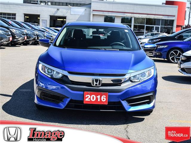 2016 Honda Civic LX (Stk: 9C587A) in Hamilton - Image 2 of 21