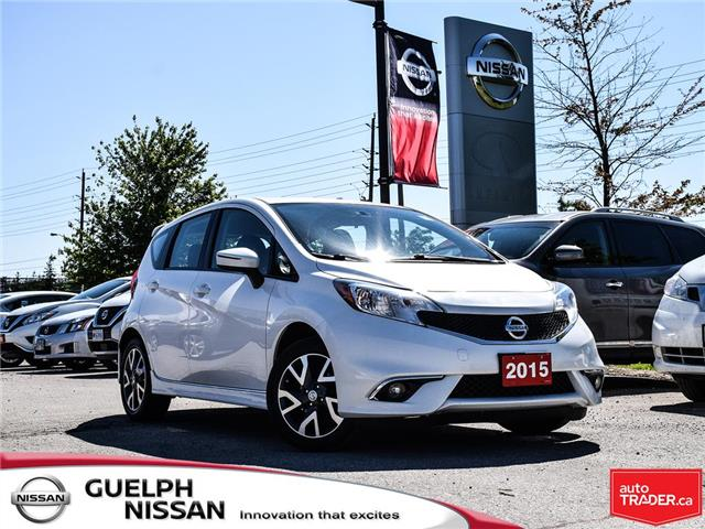 2015 Nissan Versa Note  (Stk: UP13658) in Guelph - Image 1 of 23
