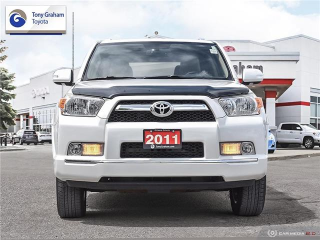 2011 Toyota 4Runner SR5 V6 (Stk: D11532A) in Ottawa - Image 2 of 29