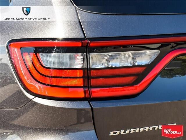 2019 Dodge Durango GT (Stk: P1297) in Aurora - Image 6 of 30