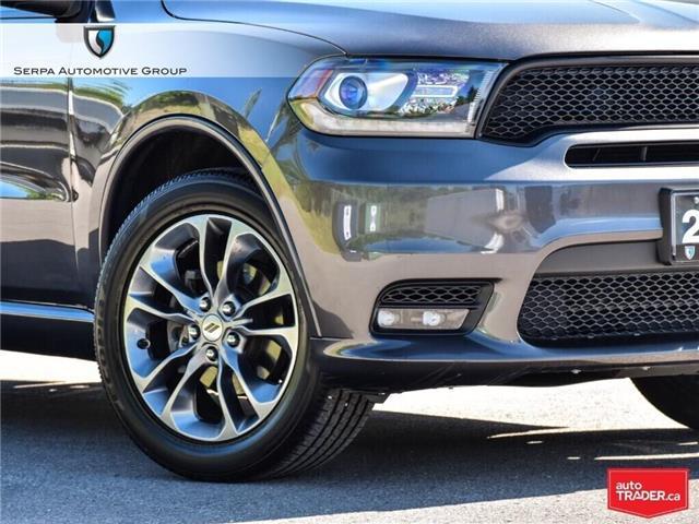 2019 Dodge Durango GT (Stk: P1297) in Aurora - Image 7 of 30