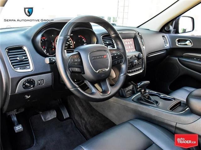 2019 Dodge Durango GT (Stk: P1297) in Aurora - Image 11 of 30